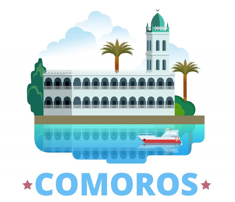 Comoros - Global Storybook