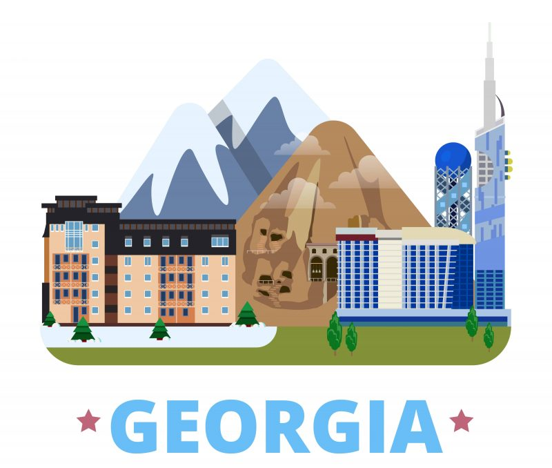 Georgia - Global Storybook