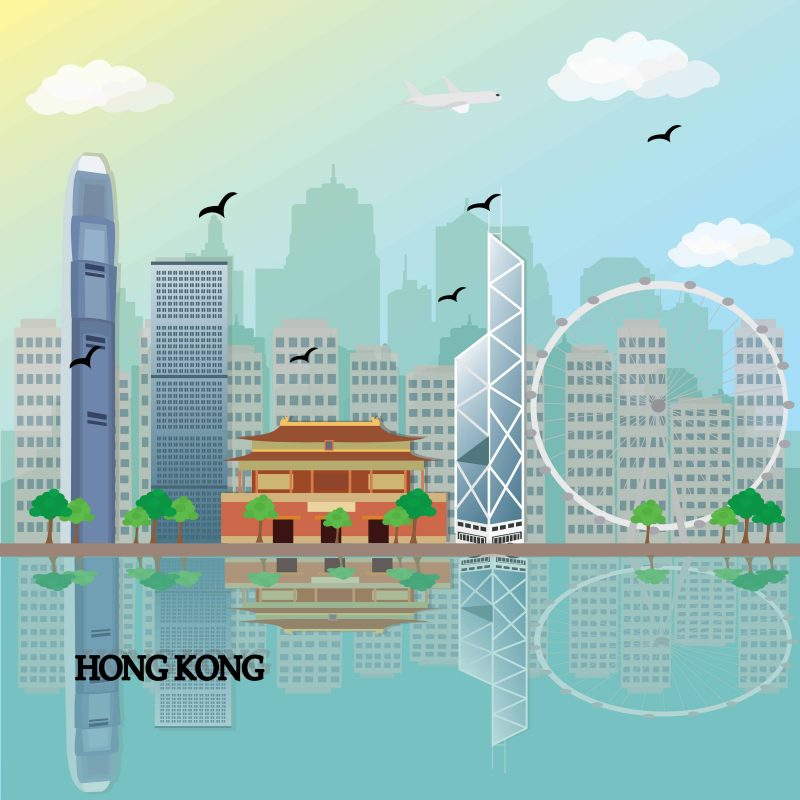 Hong Kong - Global Storybook