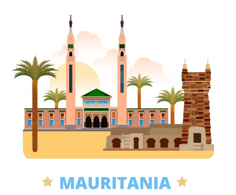 Mauritania - Global Storybook