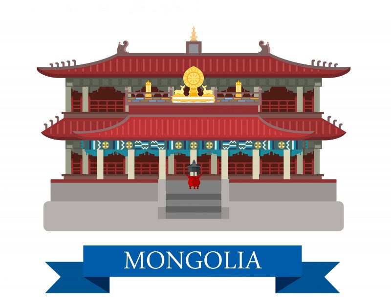 Mongolia - Global Storybook