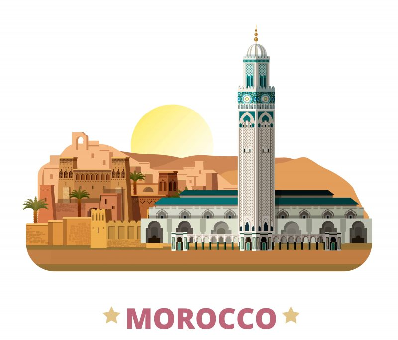 Morocco - Global Storybook