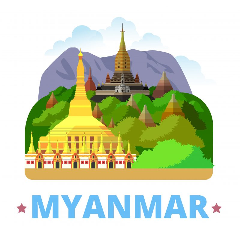 Myanmar - Global Storybook