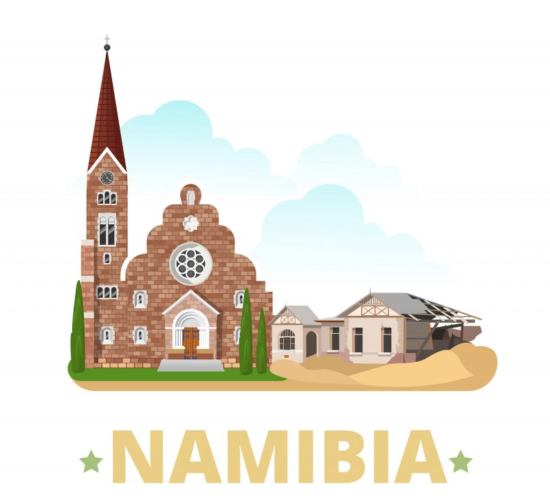 Namibia - Global Storybook