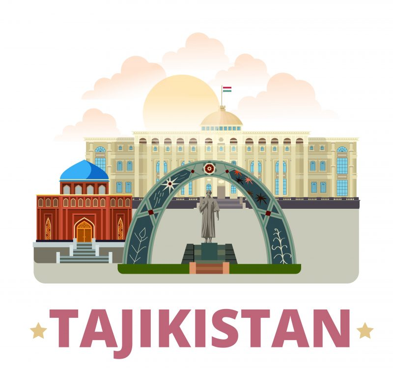 Tajikistan - Global Storybook