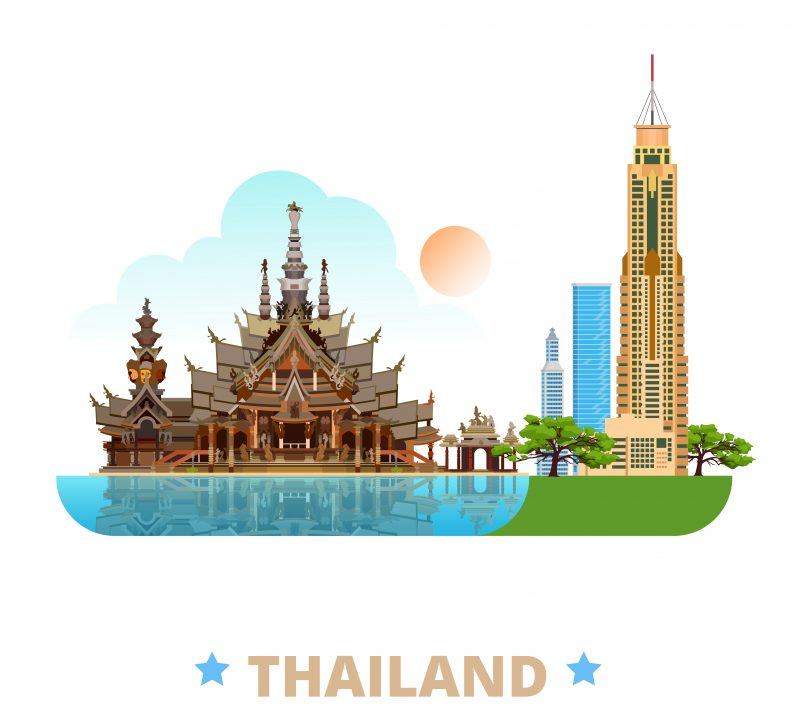 Thailand - Global Storybook