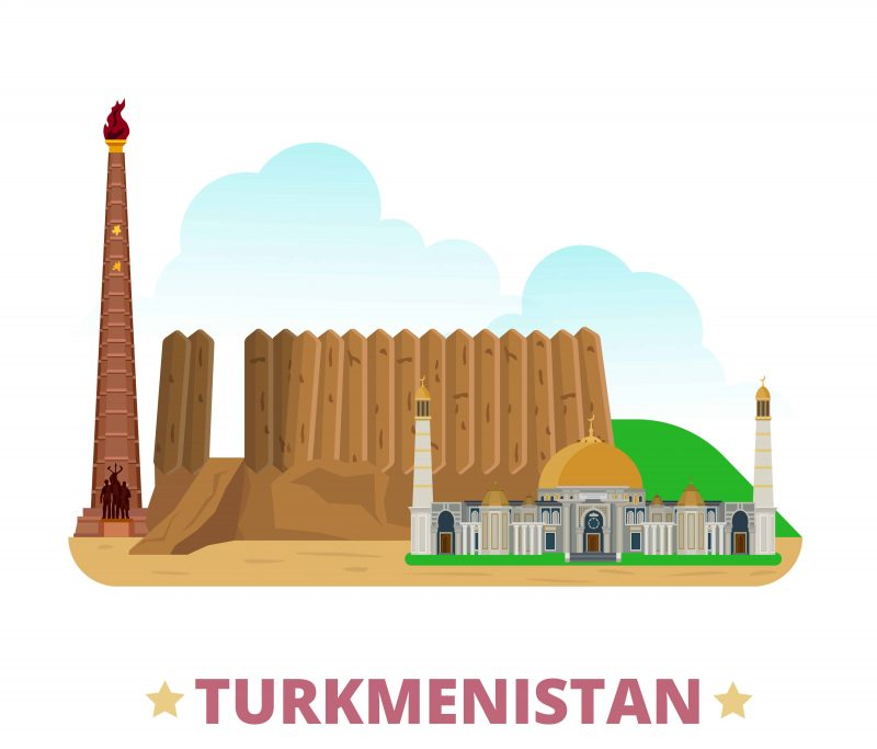 Turkmenistan - Global Storybook