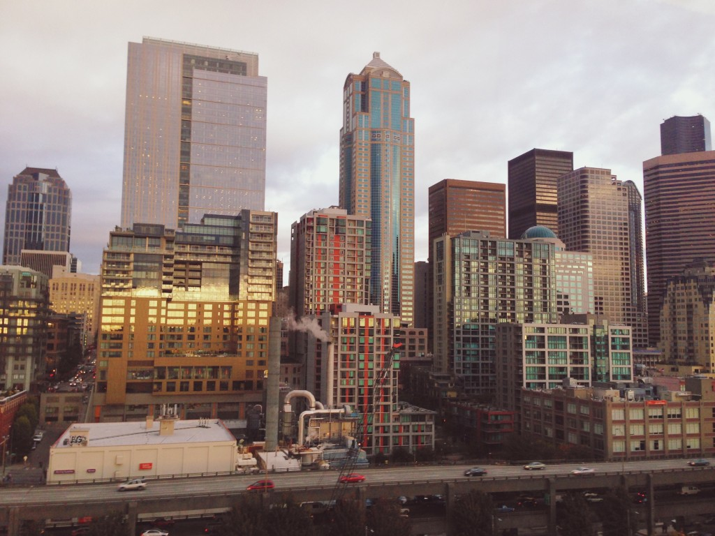 Downtown, Seattle