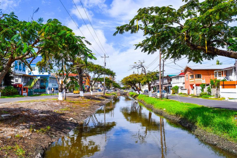 Georgetown, Guyana - Global Storybook
