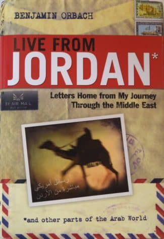 Live From Jordan by Benjamin Orbach