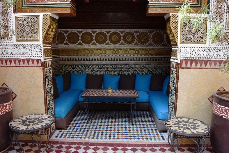 Architecture of Marrakesh