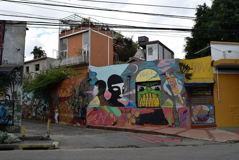 Street Art of Sao Paolo
