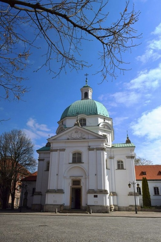Church of Nowe Miasto (New Town), Warsaw