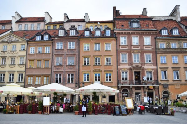 Image result for new town market square warsaw