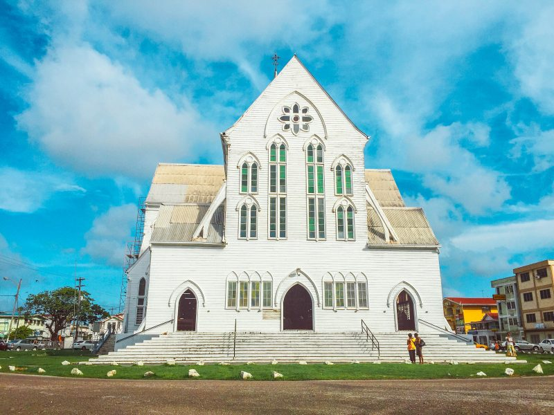 St. George's Cathedral, Georgetown Guyana - Global Storybook
