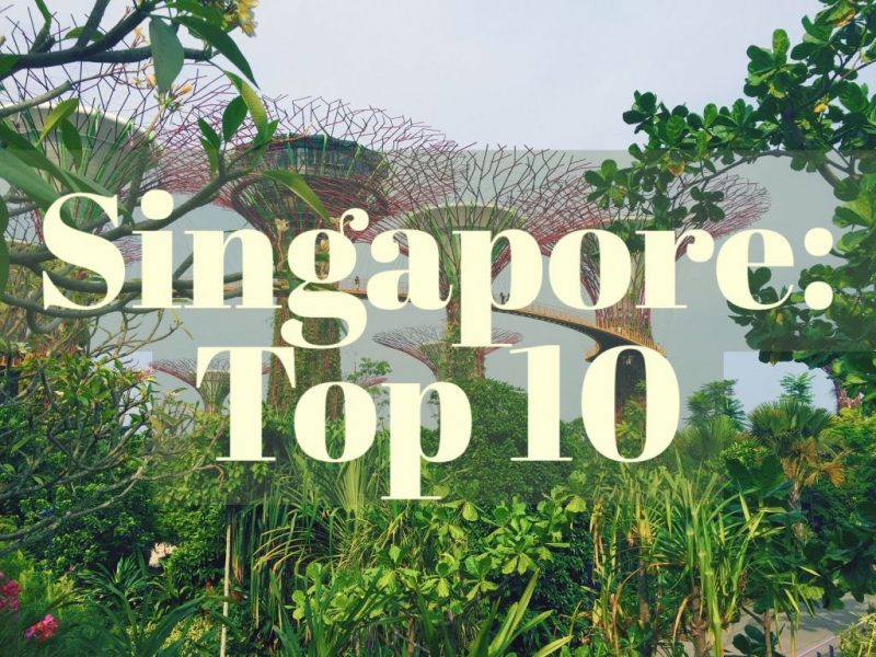 Singapore Top 10 - Global Storybook