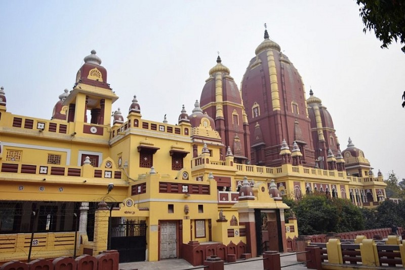 The Lakshmi Narayan Temple, New Delhi