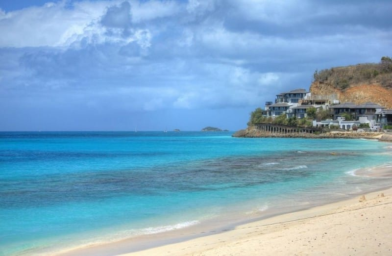 Blackwood Beach, Antigua