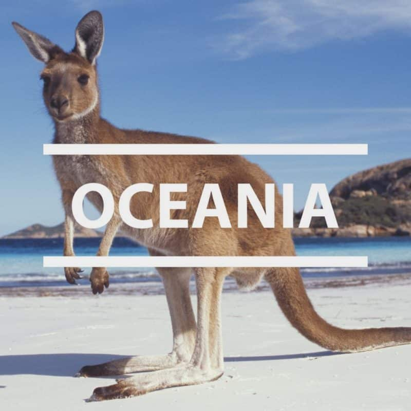 Oceania - Global Storybook
