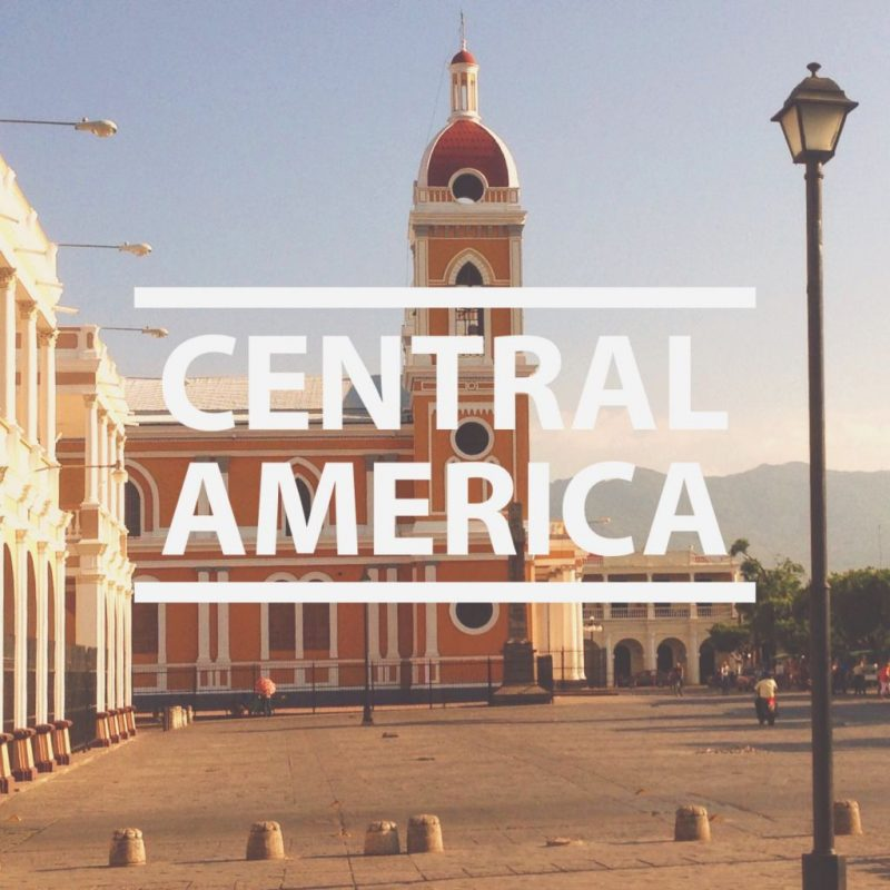 Central America - Global Storybook