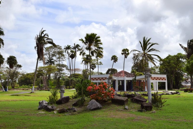 Botanical Gardens, Georgetown, Guyana - Global Storybook