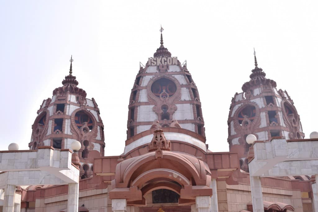 ISKCON Temple, Delhi, India - Global Storybook