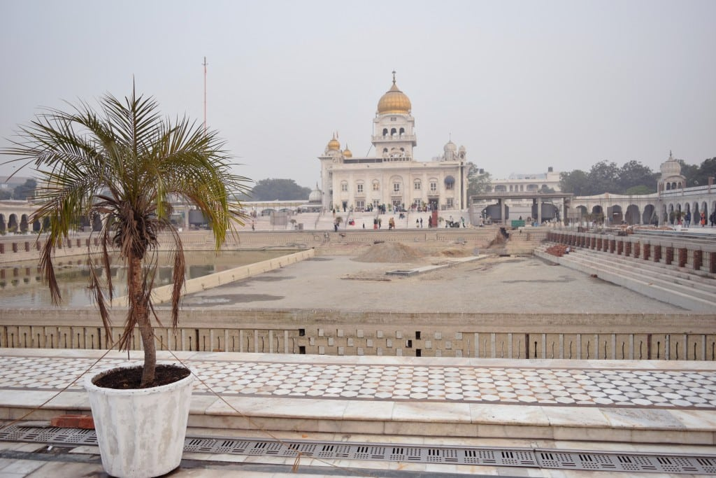 Gurudwara Bangla Sahib, Delhi, India - Global Storybook