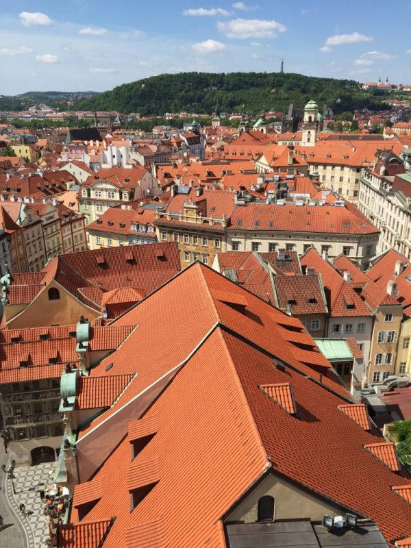 Old Town, Prague - Global Storybook