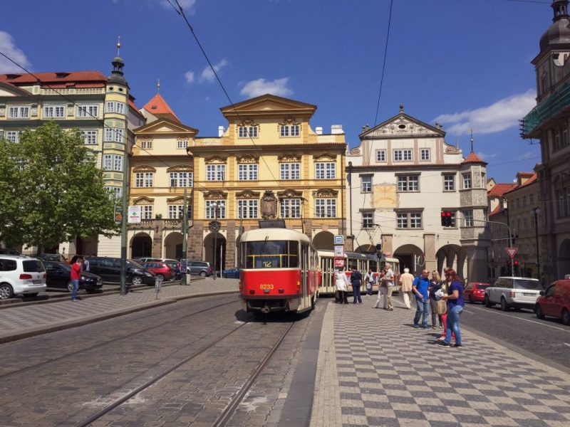 The Little Quarter, Prague - Global Storybook