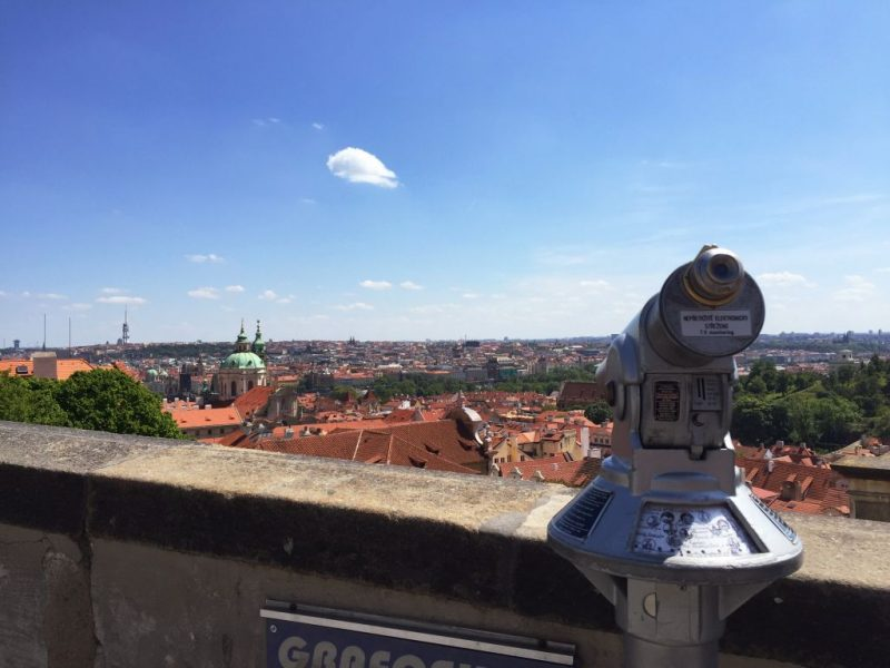 Prague Castle - Global Storybook
