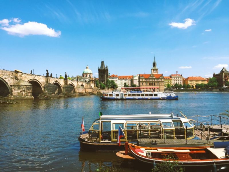 Vltava River, Prague - Global Storybook