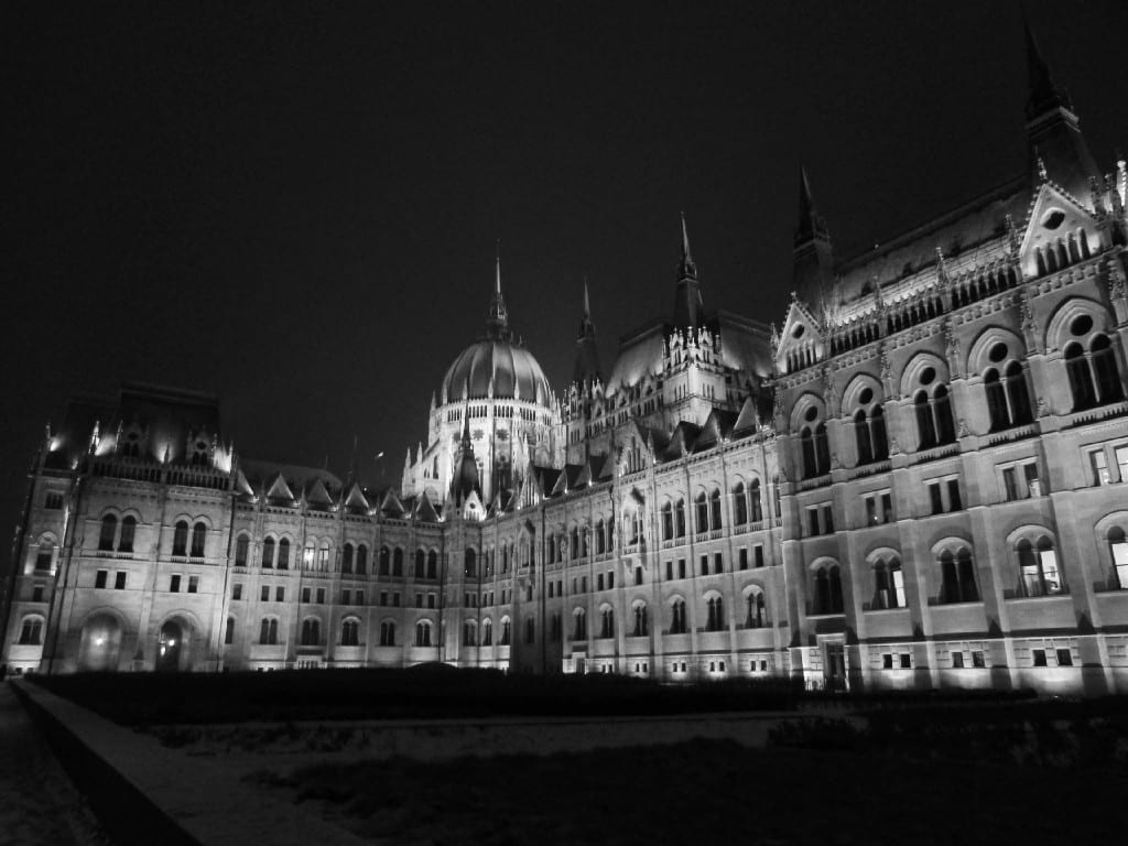 Hungarian Parliament Building - Global Storybook