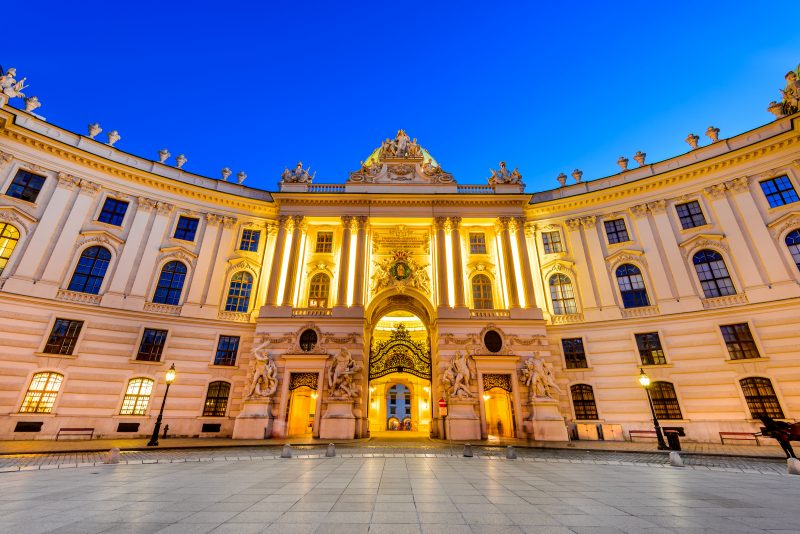 Hofburg Palace, Vienna - Global Storybook
