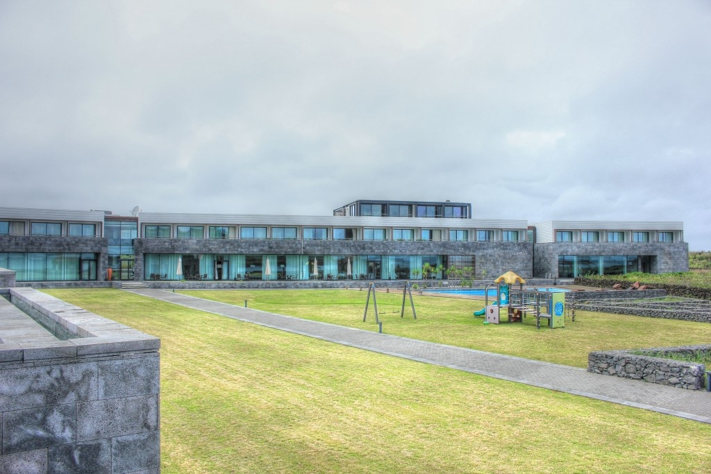 The Hotel and Resort - Graciosa Resort & Business Hotel, Graciosa, Azores, Portugal.