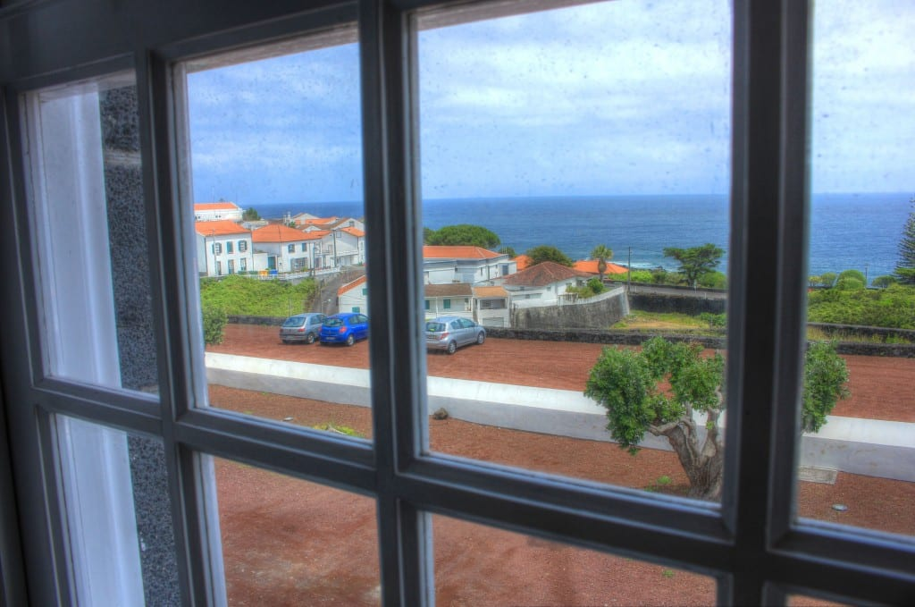 Room Window View - Pousada de Juventude do Pico, São Roque do Pico, Azores, Portugal