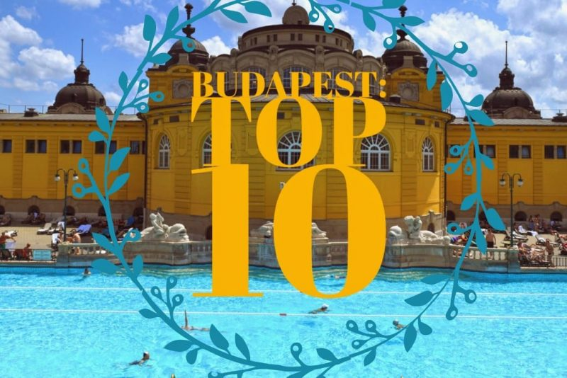 Budapest: Top 10 Sights