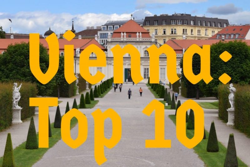 Vienna: Top 10 sights - Global Storybook
