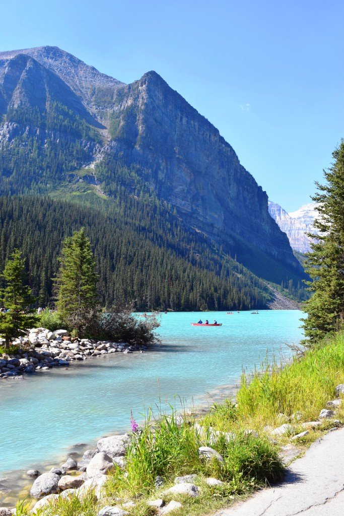 Lake Louis, Alberta, Canada - Global Storybook