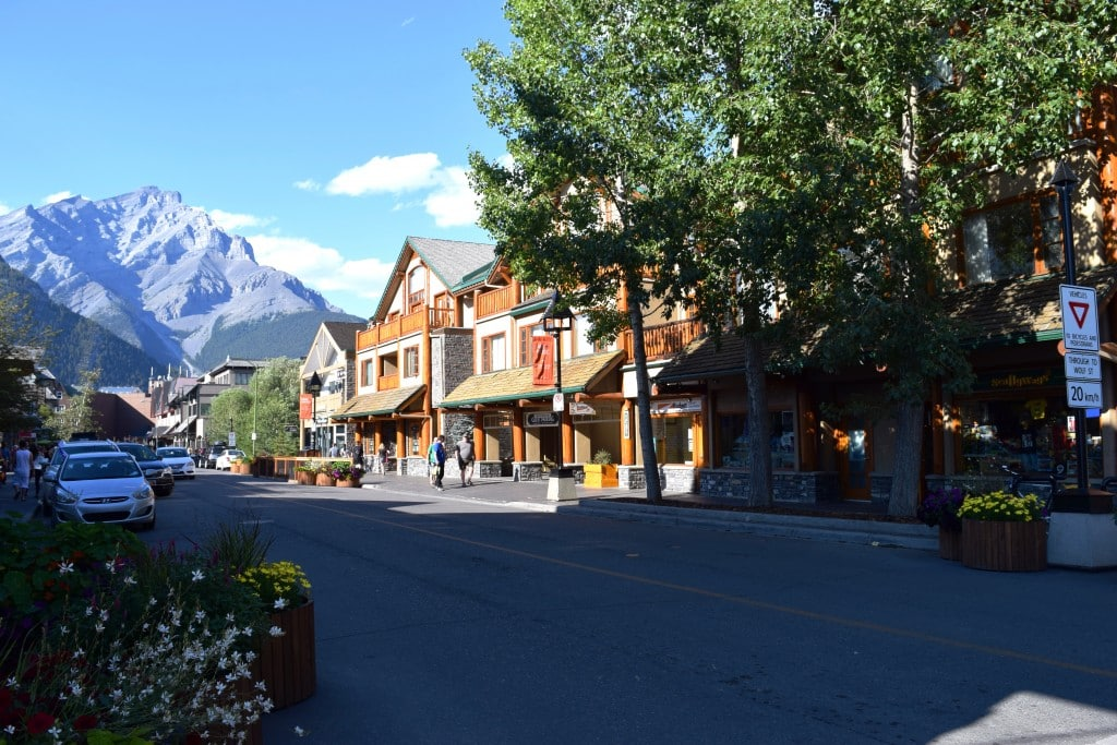 Banff, Alberta, Canada - Global Storybook