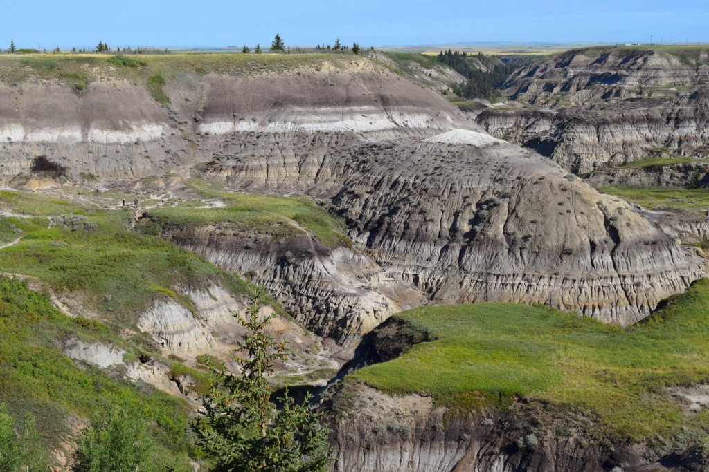 Horseshoe Canyon, Alberta, Canada - Global Storybook