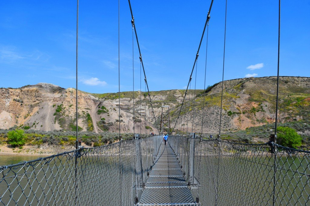 Rosedale's Star Mine Suspension Bridge, Canada - Global Storybook