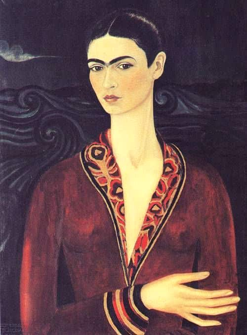 Frida - self portrait 1926