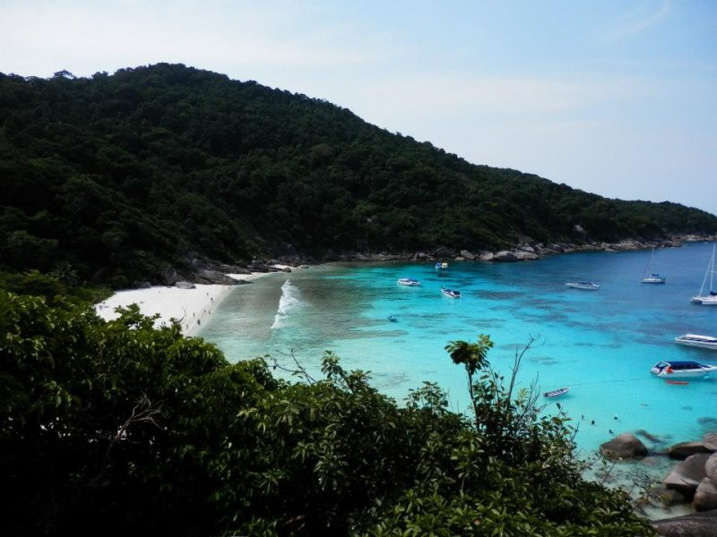 Koh Similan Panorama