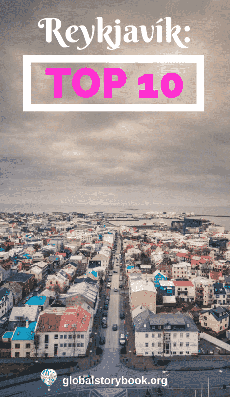 Reykjavik Top 10 Sights - Global Storybook