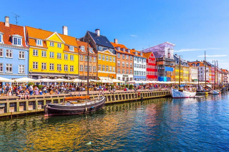 Nyhavn, Copenhagen - Global Storybook