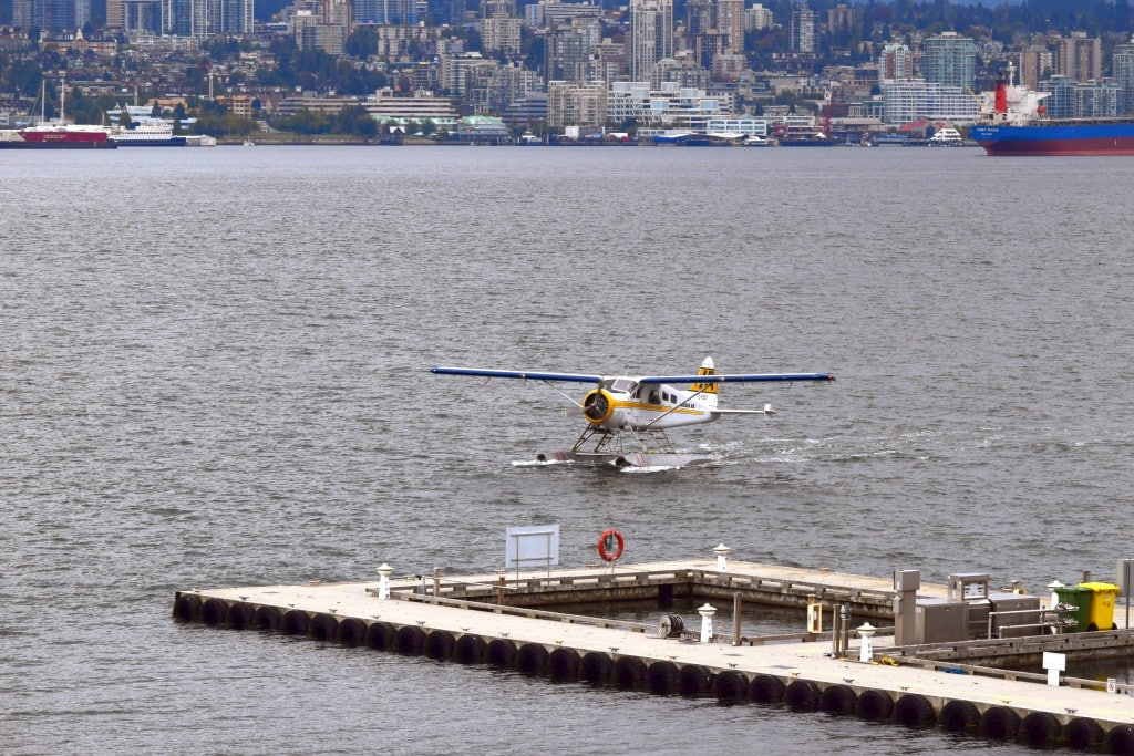 Seaplane Ride, Vancouver - Global Storybook