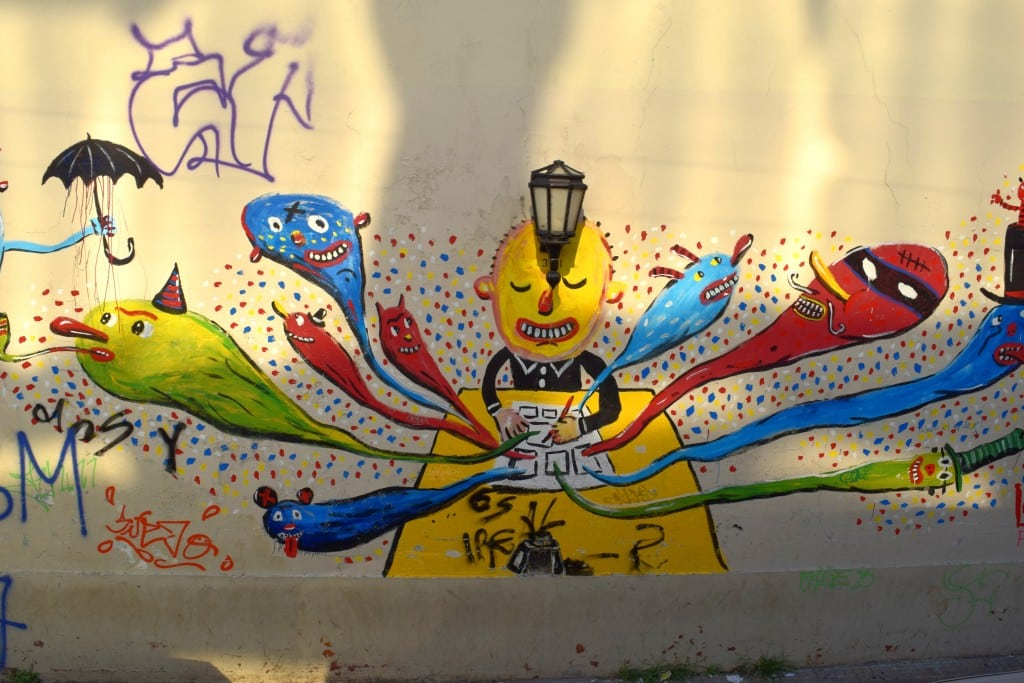 Street Art, Buenos Aires, Argentina - Global Storybook