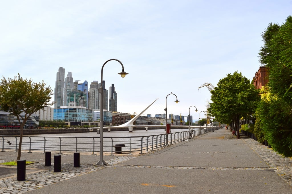 Puerto Madero, Buenos Aires, Argentina - Global Storybook