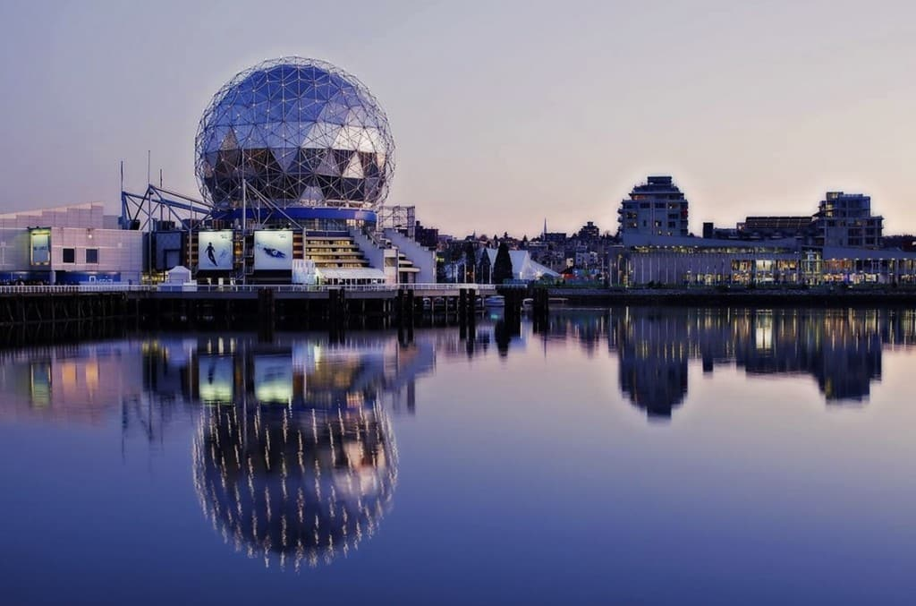 Science World at TELUS World of Science Museum