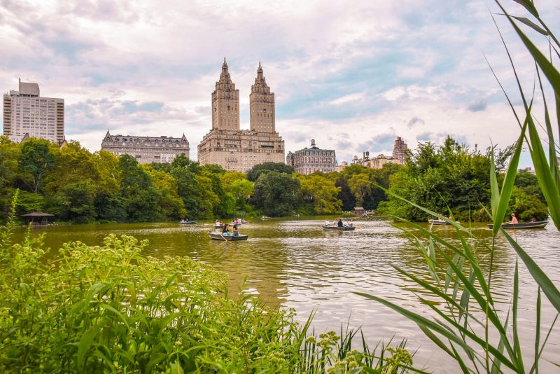 Central Park, New York - Global Storybook